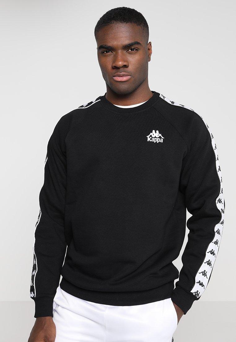 Kappa - EDWIN - Sweatshirt - black