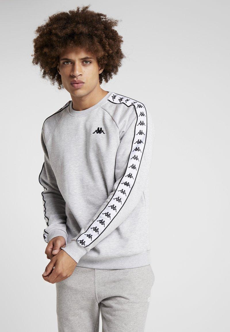 Kappa - FADDEI - Sweatshirt - grey melange