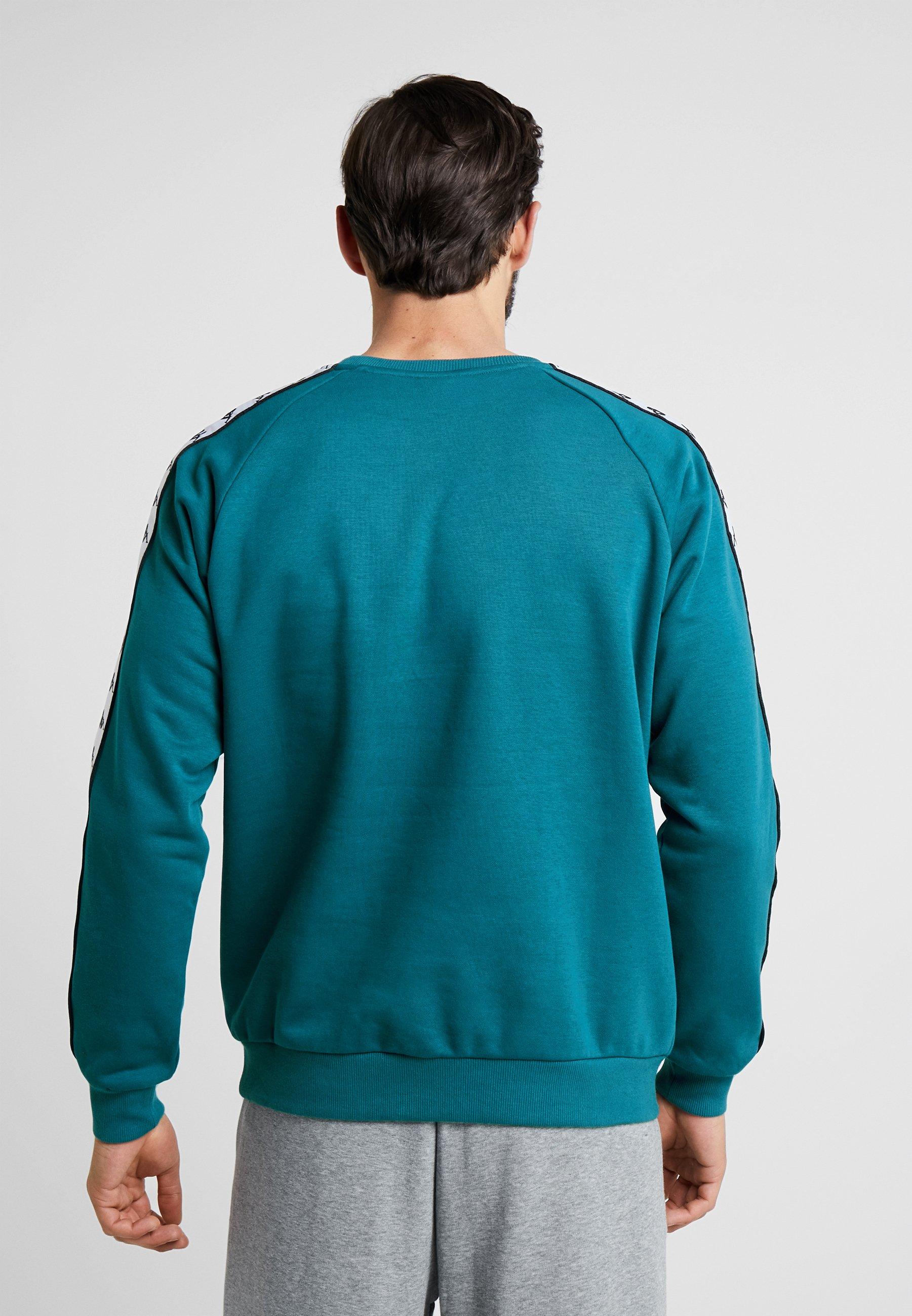 FaddeiSweatshirt Coral Kappa FaddeiSweatshirt Kappa Coral Kappa Blue Blue vyYfIgmb76
