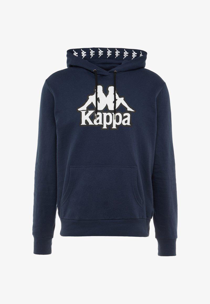 Kappa Kappa Capuche À À Capuche Sweat Navy Sweat Sweat Navy À Kappa Capuche dxBCWroe