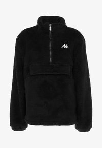 Kappa - VLAU - Fleece jumper - caviar - 4