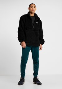 Kappa - VLAU - Fleece jumper - caviar - 1