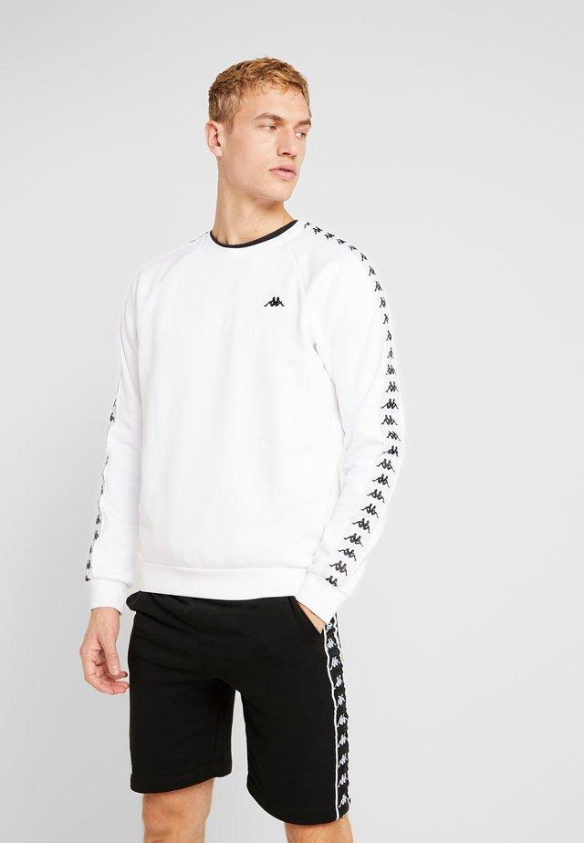 GOLOR - Sweatshirt - bright white