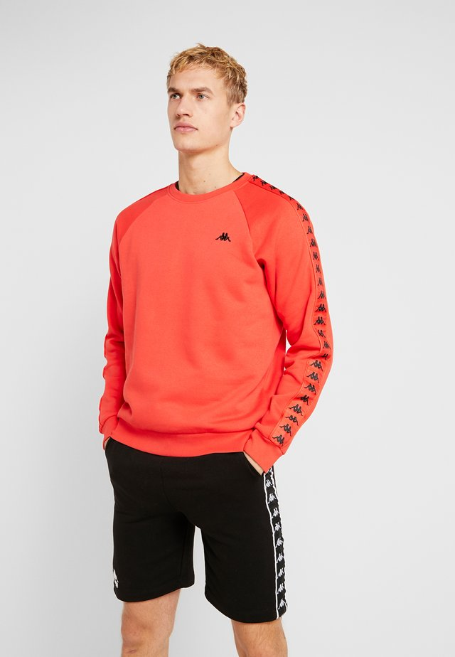 GOLOR - Sudadera - poppy red