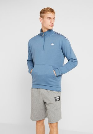 GREETER - Sweatshirt - blue