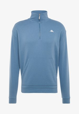 GREETER - Sweatshirt - blue