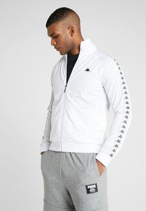 GAMBRU - Giacca sportiva - bright white