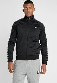 Kappa - GAMBRU - Training jacket - caviar - 0