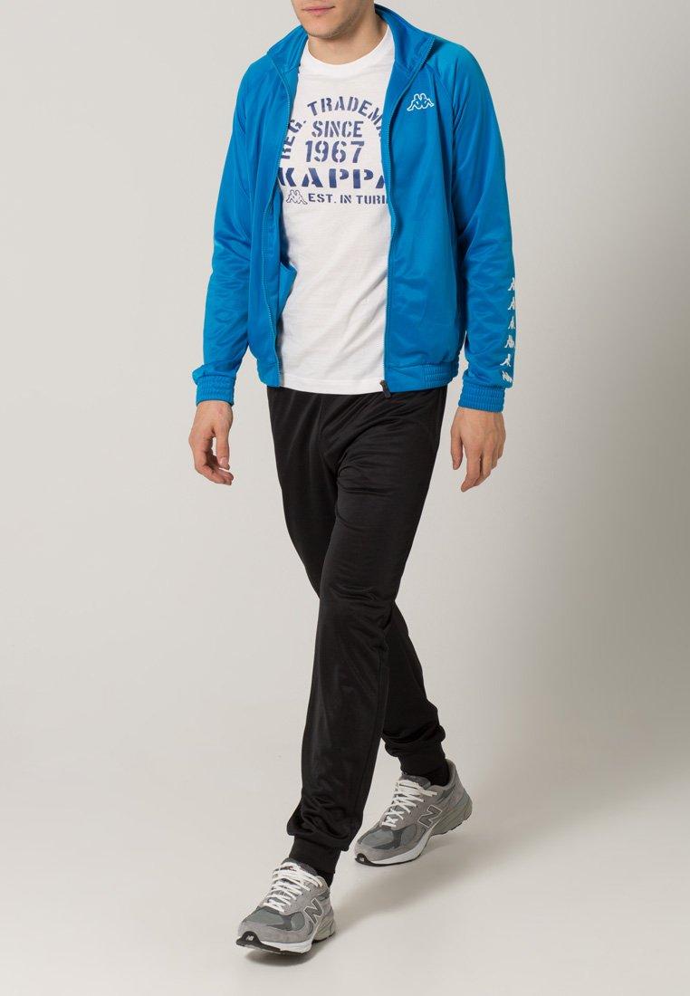 Kappa - TILL - Verryttelypuku - blue aster