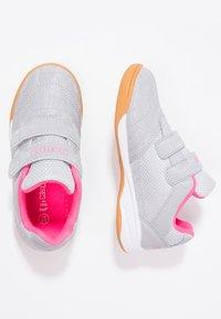 Kappa - KICKOFF  - Scarpe da fitness - silver/pink - 1
