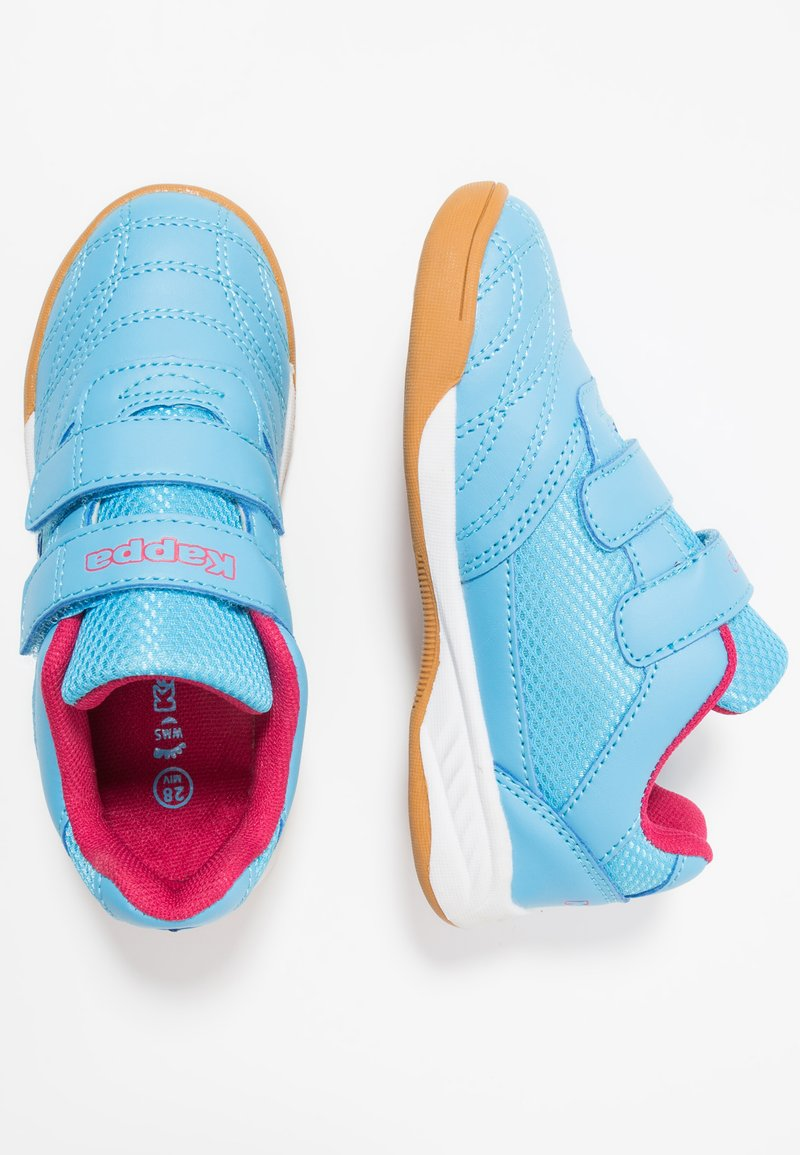 Kappa - KICKOFF  - Trainings-/Fitnessschuh - light blue/pink