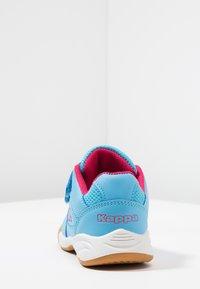 Kappa - KICKOFF  - Trainings-/Fitnessschuh - light blue/pink - 4