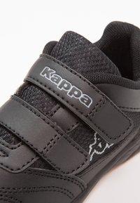 Kappa - KICKOFF  - Scarpe da fitness - black - 5