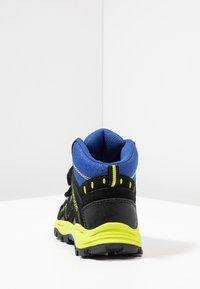 Kappa - BLISS MID II TEX - Chaussures de marche - blue/black - 4