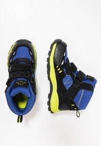 Kappa - BLISS MID II TEX - Chaussures de marche - blue/black - 0