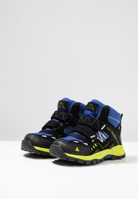 Kappa - BLISS MID II TEX - Fjellsko - blue/black - 3