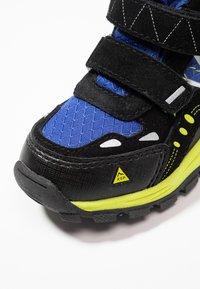 Kappa - BLISS MID II TEX - Chaussures de marche - blue/black - 2