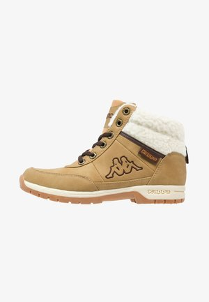 BRIGHT  - Winter boots - beige/offwhite