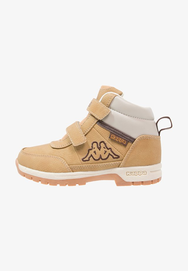 BRIGHT MID - Winter boots - beige