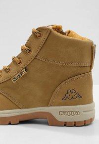 Kappa - CAMMY  - Outdoorschoenen - beige/navy - 5