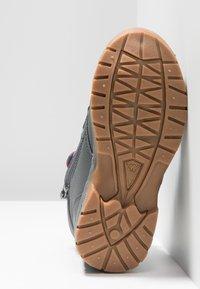 Kappa - CAMMY  - Chaussures de marche - grey/pink - 5