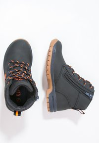 Kappa - CAMMY  - Chaussures de marche - navy/orange - 1