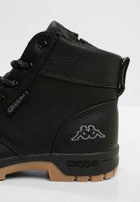 Kappa - CAMMY  - Chaussures de marche - black/grey - 5