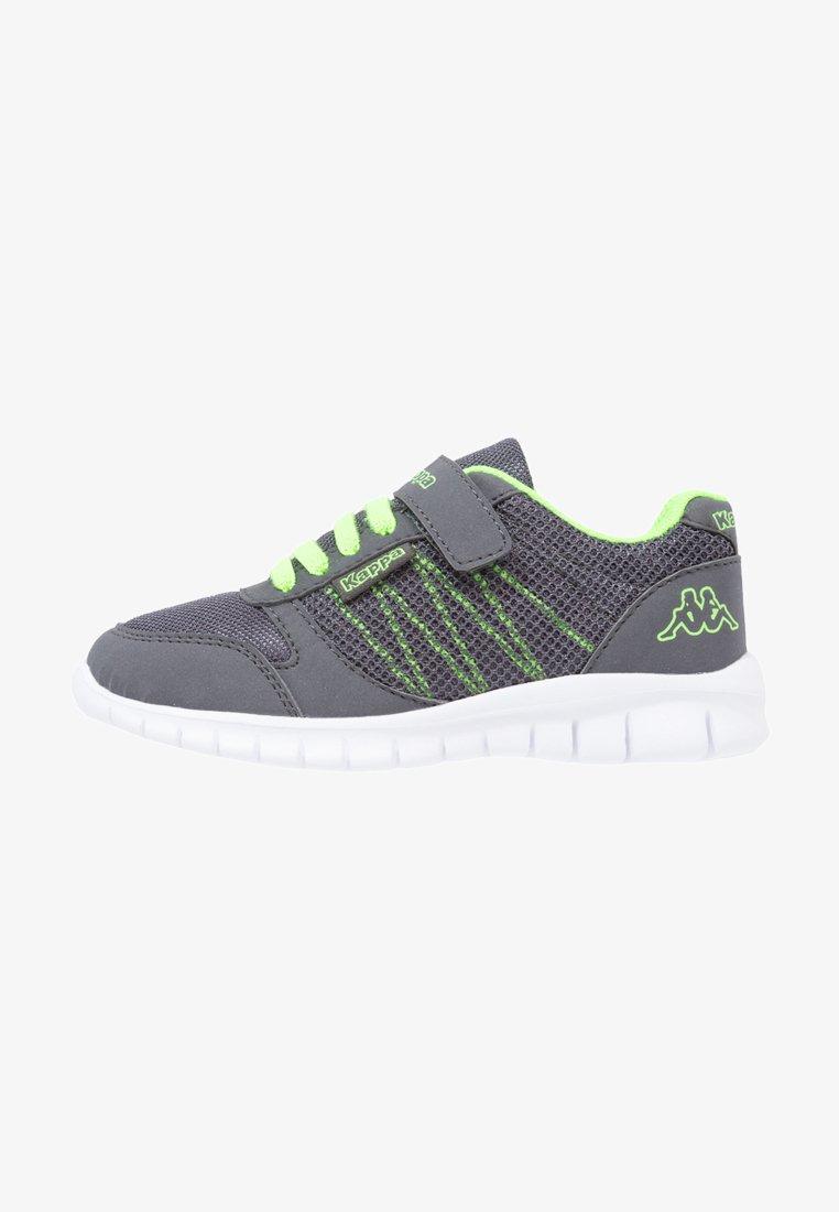 Kappa - STAY  - Chaussures d'entraînement et de fitness - anthracite/green
