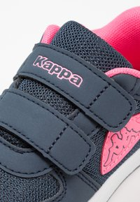 Kappa - TROOPER LIGHT SUN  - Scarpe da fitness - navy/light pink - 5