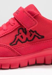 Kappa - FOLLOW - Scarpe da fitness - red - 5
