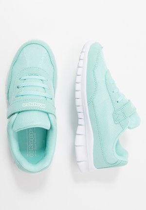 FOLLOW - Scarpe da fitness - mint/white