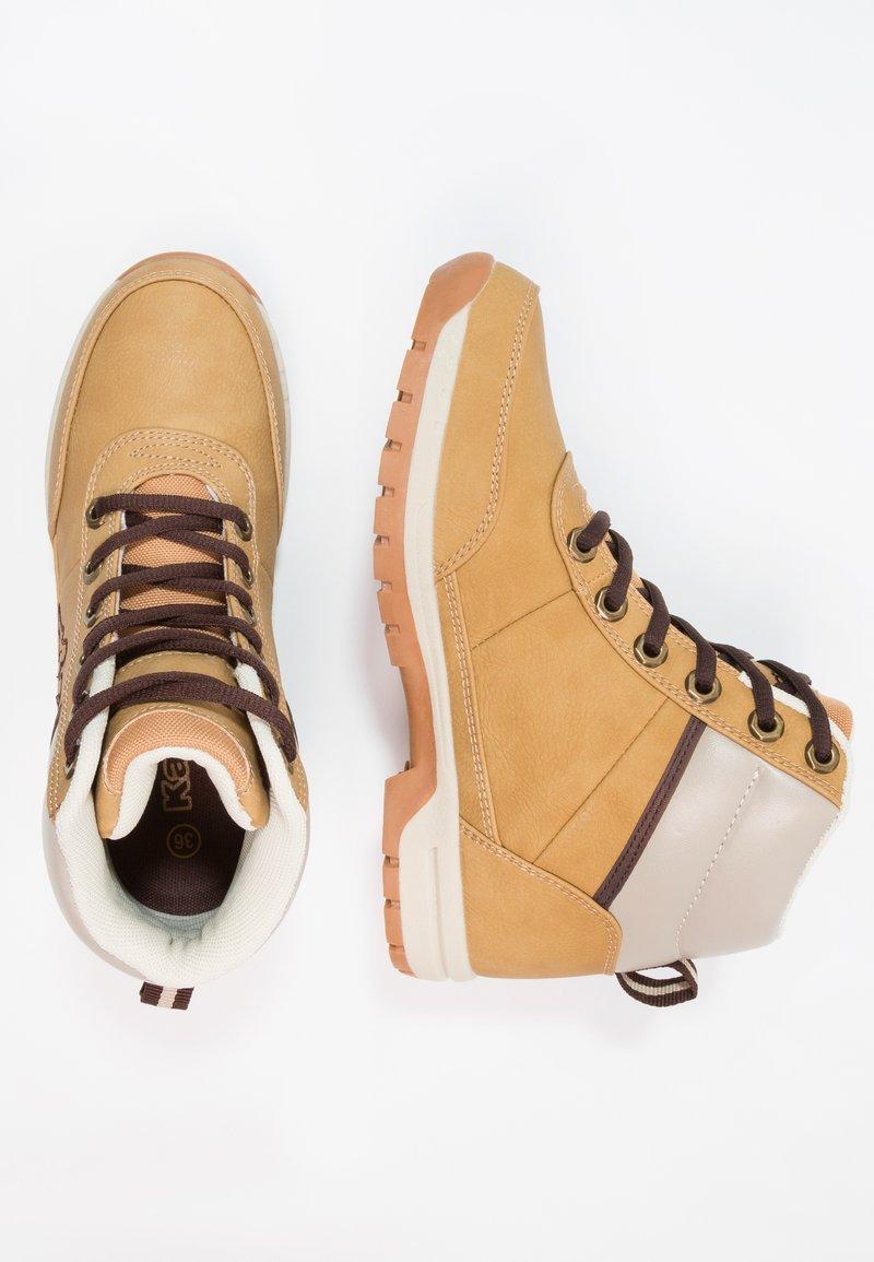 Kappa - BRIGHT MID UKUT - Chaussures de marche - beige