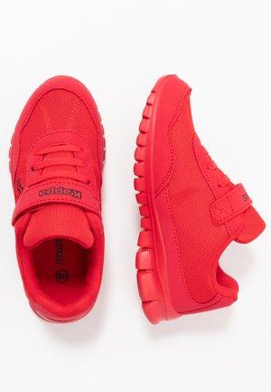 FOLLOW - Sportovní boty - red/black