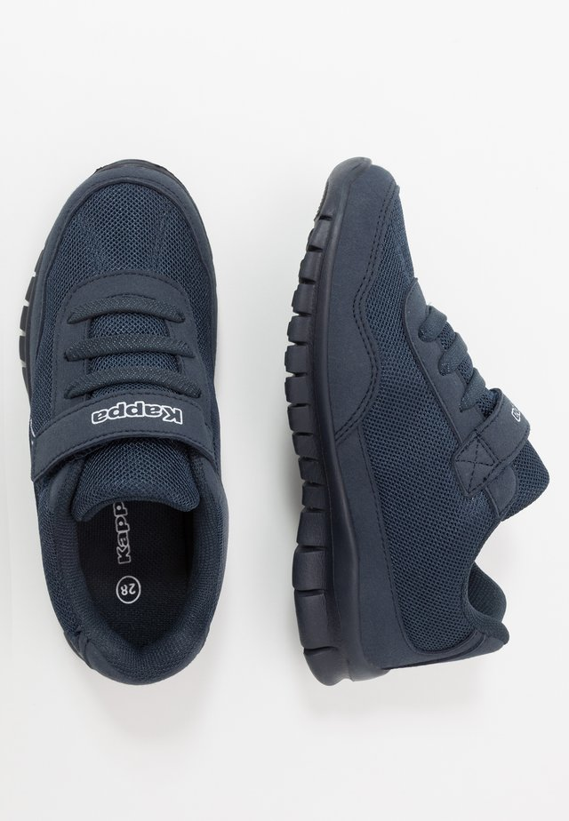 FOLLOW - Trainings-/Fitnessschuh - navy/white