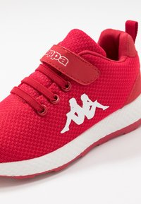 Kappa - BANJO 1.2 - Scarpe da fitness - red/white - 2