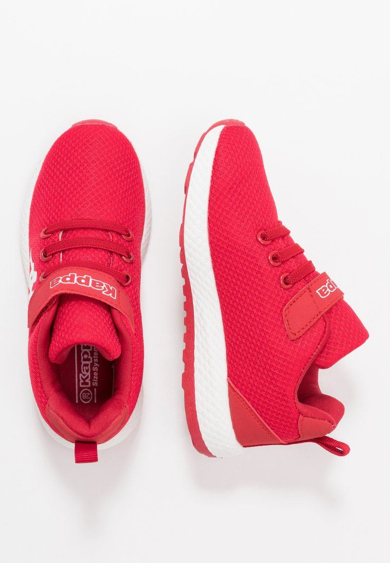 Kappa - BANJO 1.2 - Scarpe da fitness - red/white