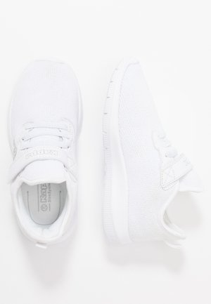 GIZEH - Scarpe da fitness - white/light grey