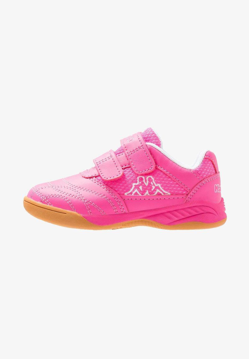 Kappa - KICKOFF OC - Chaussures d'entraînement et de fitness - pink/white