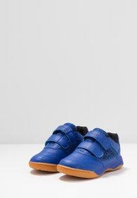 Kappa - KICKOFF OC - Scarpe da fitness - blue/black - 3