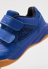 Kappa - KICKOFF OC - Scarpe da fitness - blue/black - 2