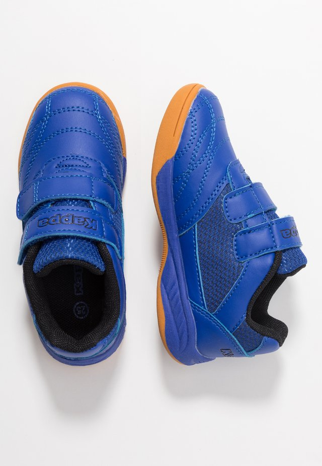KICKOFF - Sports shoes - blue/black