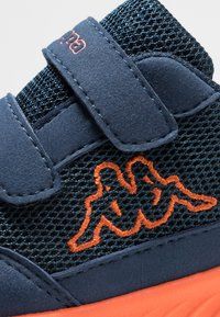Kappa - CRACKER II - Scarpe da fitness - navy/orange - 5