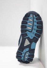 Kappa - HOVET TEX - Hiking shoes - navy/midblue - 5