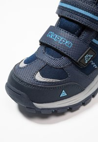 Kappa - HOVET TEX - Hiking shoes - navy/midblue - 2