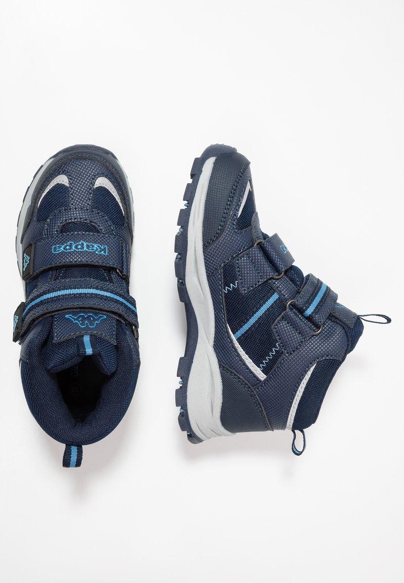 Kappa - HOVET TEX - Hiking shoes - navy/midblue