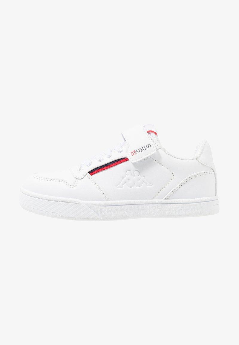 Kappa - MARABU - Scarpe da fitness - white/red