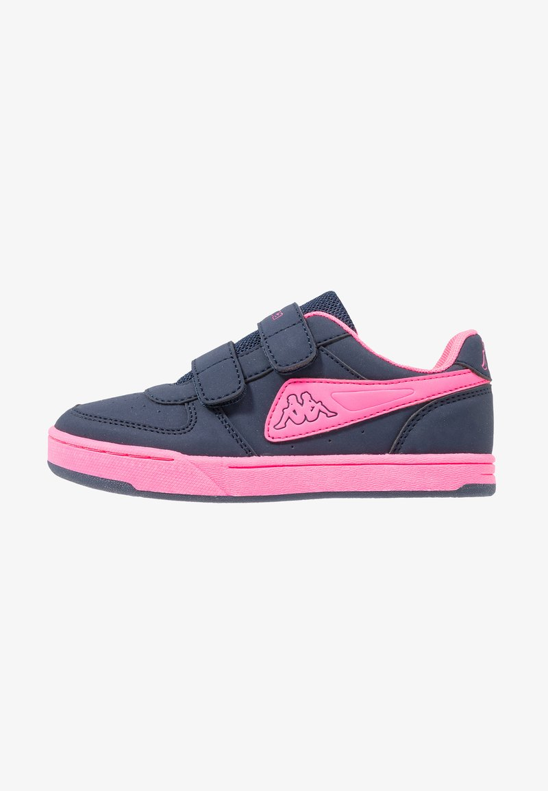 Kappa - TROOPER ICE - Zapatillas de entrenamiento - navy/pink