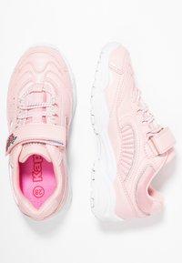 Kappa - FELICITY ROMANCE  - Scarpe da fitness - rosé/white - 1