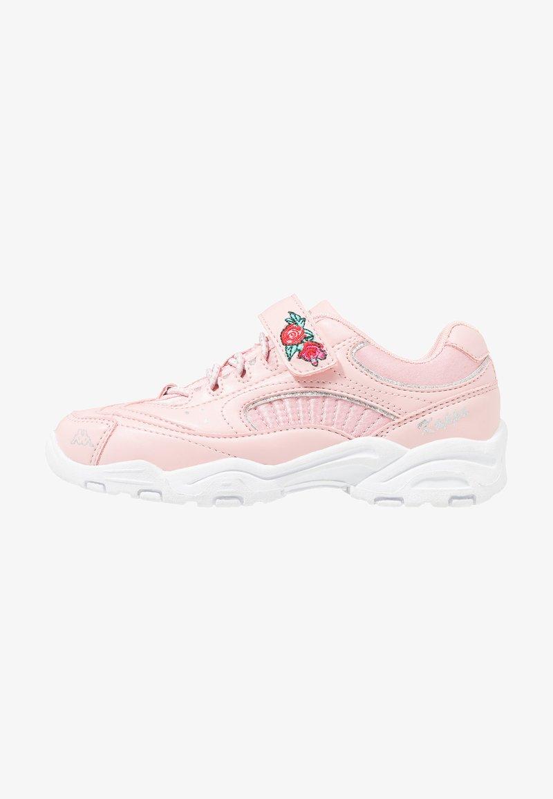 Kappa - FELICITY ROMANCE  - Scarpe da fitness - rosé/white