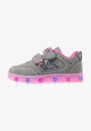 MASPER ICE - Trainings-/Fitnessschuh - grey/pink